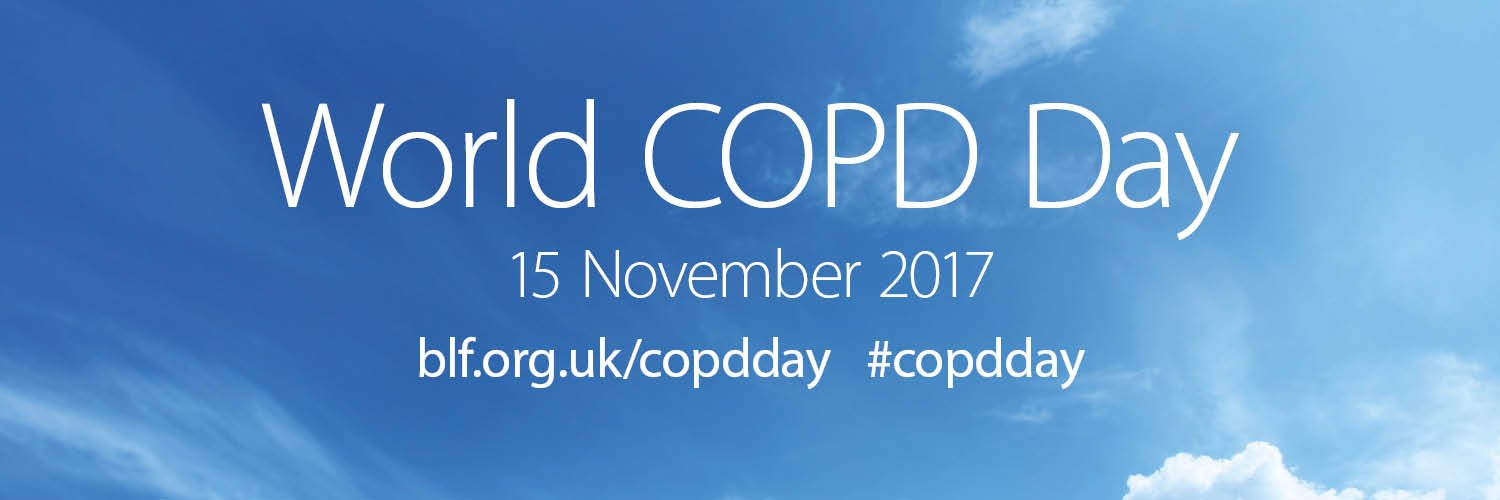 Interview with the British Lung Foundation about World COPD Day
